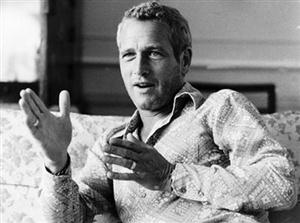 Paul Newman Screensaver Sample Picture 2
